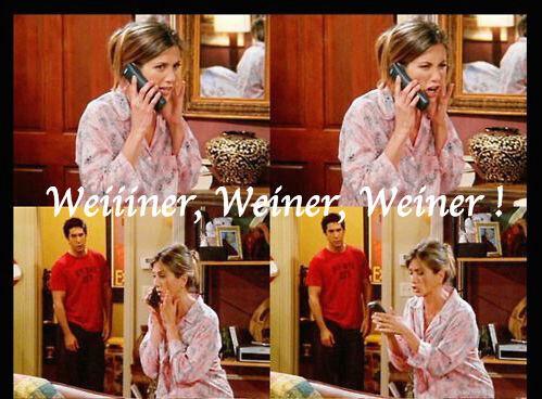 Rachel calling Dr Weiner