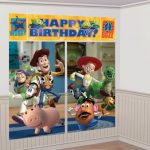 Amscan-Banderole-danniversaire-Toy-Story-3-pices-0