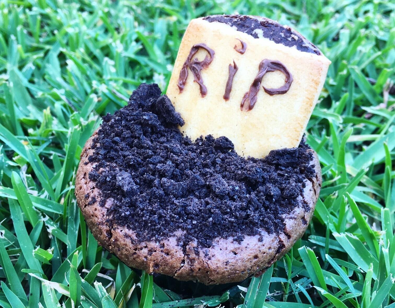 muffin d'Halloween