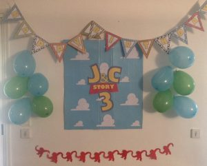Toy story anniversaire