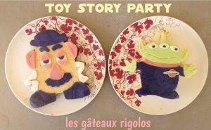 Toy Story Party Gateaux Rigolos