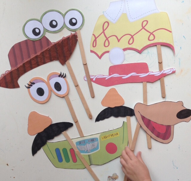 Toy Story Party Un Anniversaire Vers Linfini Et Au Delà Un