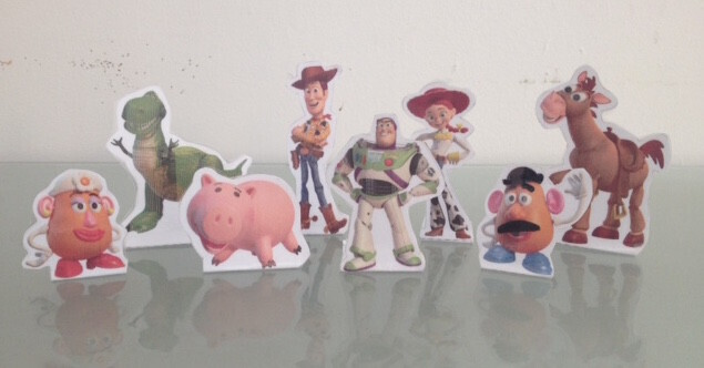 Printables Toy story Party