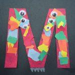 alphabet diy - un animal par lettre