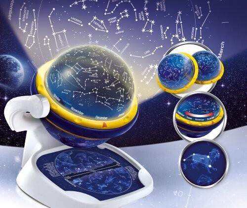 système solaire et planetarium
