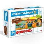 Dujardin-39010-Kit-De-Loisirs-Cratifs-Mako-Moulages-Savane-6-Moules-0
