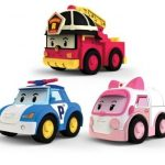 Robocar Poli, jouets et figurines