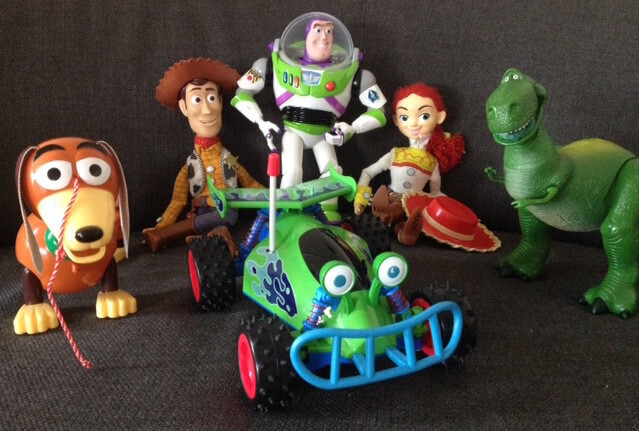 Famille Toy Story