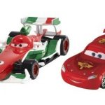 Cars-V2835-Voiture-Miniature-Cars-2-2-Vhicules-Francesco-Bernouilli-Flash-McQueen-0