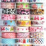 Craft-adhsif-de-masquage-dcoratif-Ruban-Washi-3pack-de-2-Rouleaux-designs-assortis-0