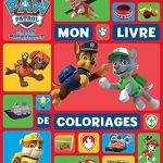 Paw-Patrol-La-Pat-Patrouille-Mon-livre-de-coloriages-0