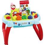 Ecoiffier-7764-Jeu-De-Construction-Table-Dveil-Maxi-Abrick-0