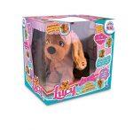 IMC-Toys-7963IMDE-Peluche-Lucy-le-chiot-brun-0