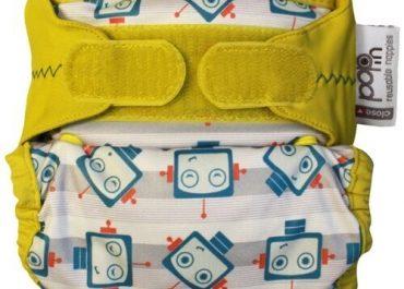 Couche lavable Pop-in Robot