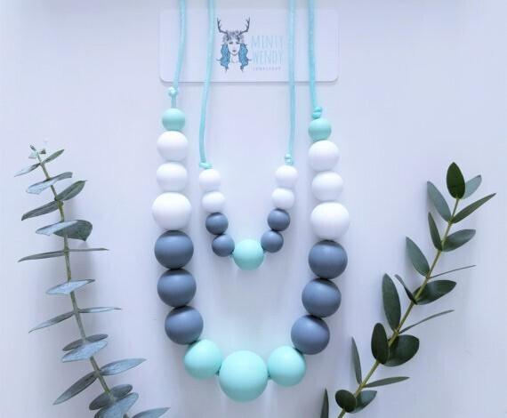 Idée cadeau naissance : collier