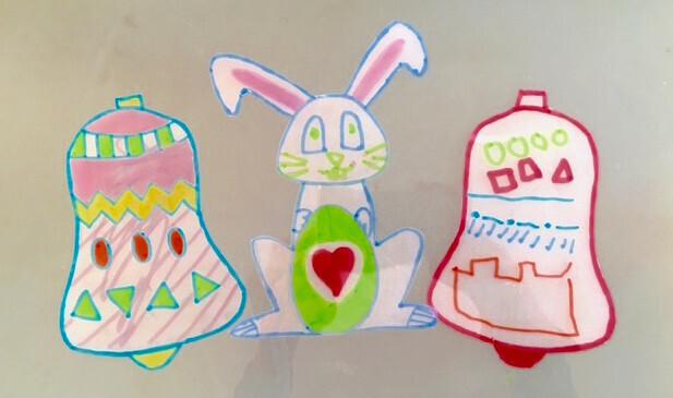 Bricolages De Pâques Pour Enfants De Maternelle Un Jour Un Jeu