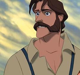 Le père de Tarzan