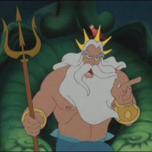 Le roi Triton