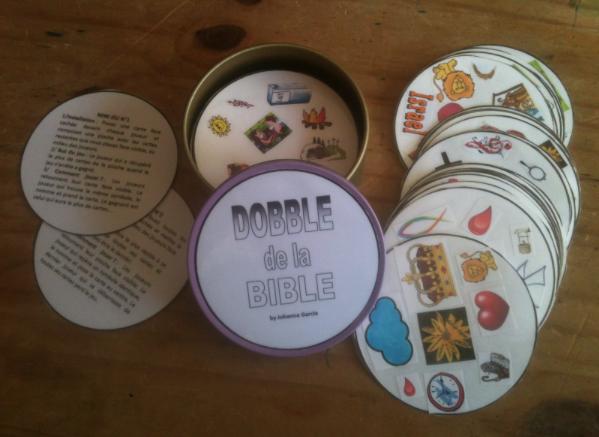 jeu des Doubles version Bible