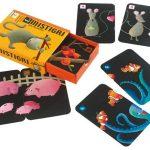 Jeux de cartes pour enfants de 2 à 5 ans.