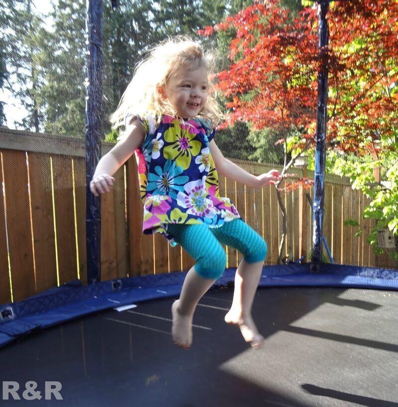 trampoline musical