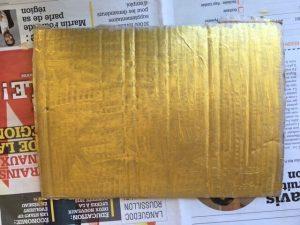 carton doré