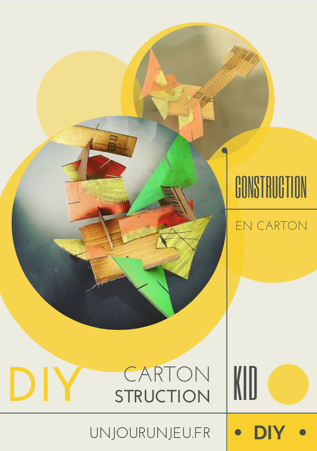 construction en carton