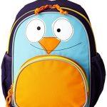 Lssig-GmbH-4Kids-Mini-Duffle-Backpack-Wildlife-Birdie-Sac--Dos-Enfant-28-cm-0