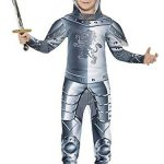 Armoured-Knight-Childrens-Costume-de-dguisement-0