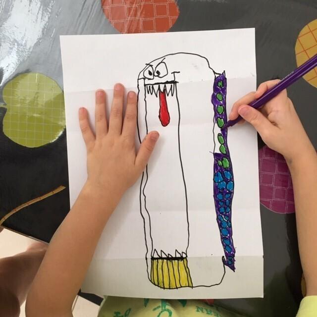 Dessin Surprise Une Activite Amusante Pour Faire Rire Vos Enfants