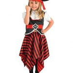 Raggy-fille-de-pirate-enfants-Costume-de-dguisement-0