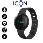 ICON-My-Pop-Bracelet-connect-Marque-Franaise-Capteur-Cardiaque-Podomtre-Bluetooth-40-Tracker-Activit-physique-0