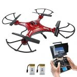 Potensic-F183D-58GHz-4CH-6-Axis-Gyro-RC-Quadcopter-Drone-avec-camra-HD-360-degrs-Eversion-Fonction-FPV-Moniteur-0