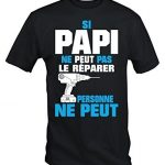 Si-Papi-Ne-Peut-Pas-Le-Repairer-Personne-Ne-Peut-T-shirt-0