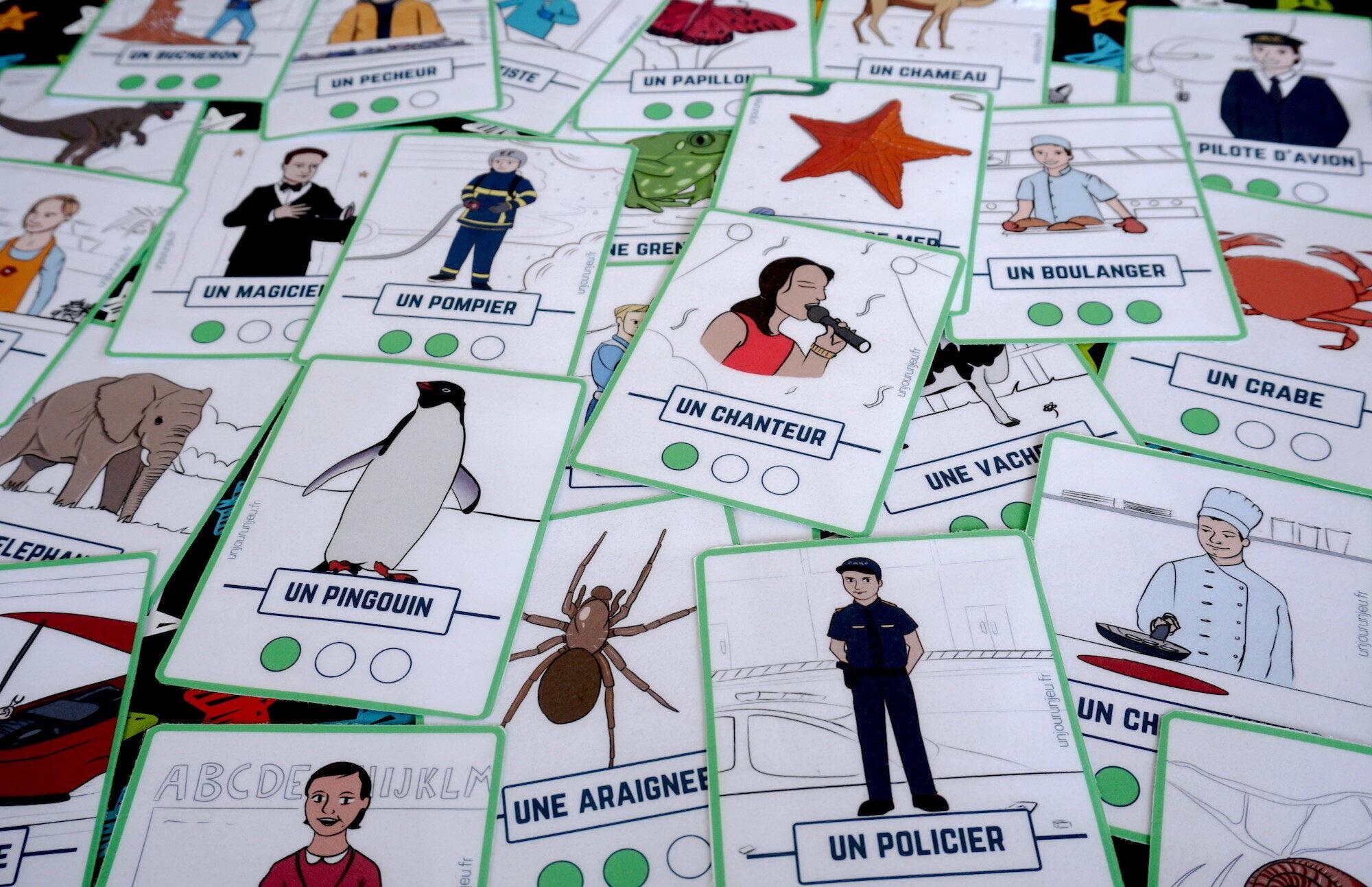 Idée De Jeux En Famille Pour Noel kidi'mime : un jeu de mimes et d'action à imprimer gratuitement