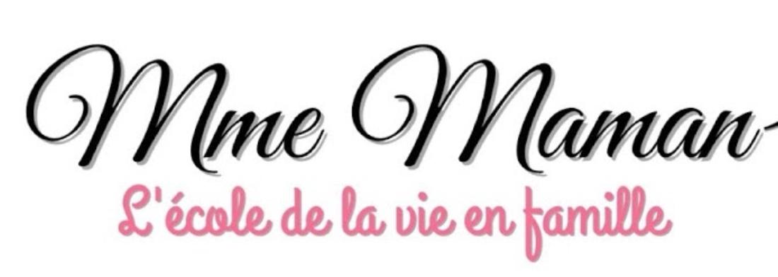 Logo Mme Maman
