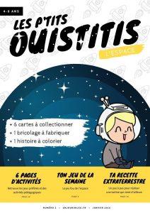 Les P'tits ouistitis - L'espace