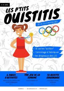 Les P'tits ouistitis - Jeux Olympiques