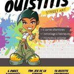 Les P'tits ouistitis - Street Art
