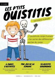 Les p'tits ouistitis - Le corps humain