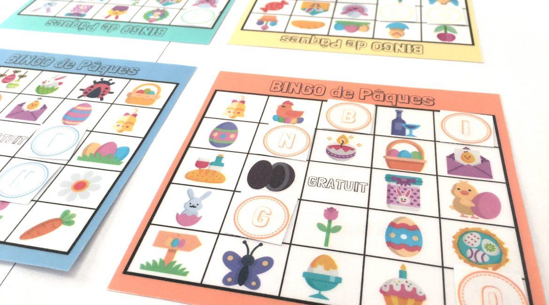 Bingo à télécharger gratuitement