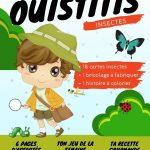 Les Petits Ouistitis et les insectes