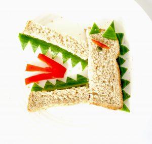 sandwich dragon