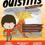 Les P'tits Ouistitis et les volcans