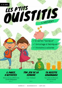 Les P'tits Ouistitis et l'argent