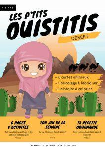 Les P'tits Ouistitis et le désert