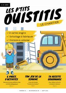Les P'tits Ouistitis et le chantier