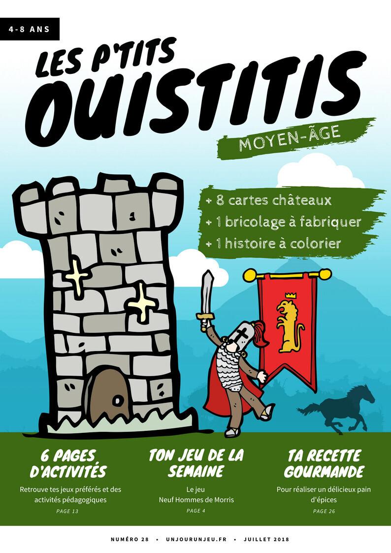 Les P'tits Ouistitis et le Moyen Age
