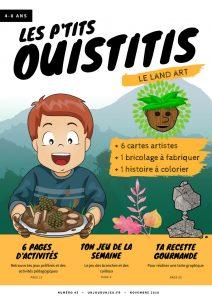 Les P'tits Ouistitis et le Land Art