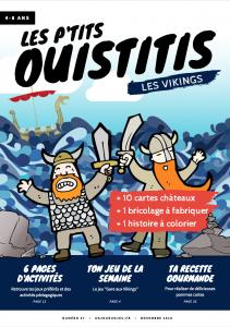 Les P'tits Ouistitis et les vikings